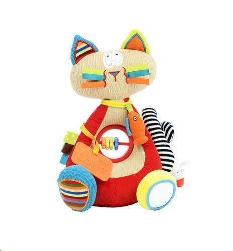 Dolce - Activiteiten knuffel - Siamese kat