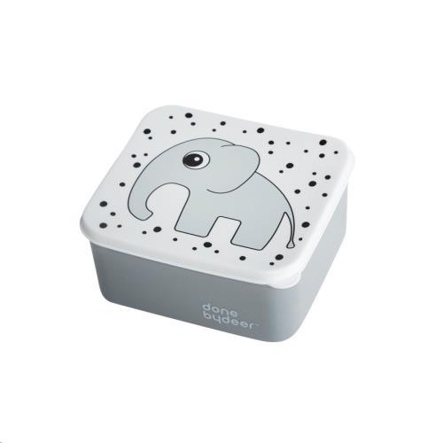 Lunch box, Elphee, grey