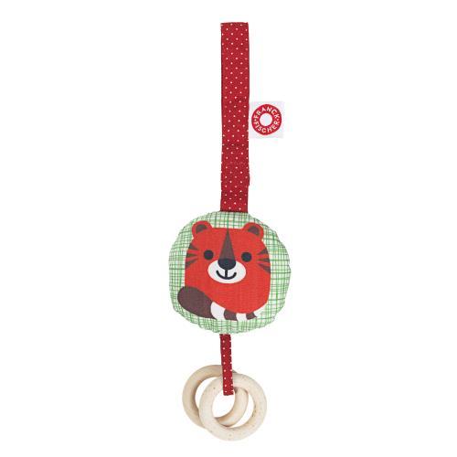 Vega GREEN/RED rattle