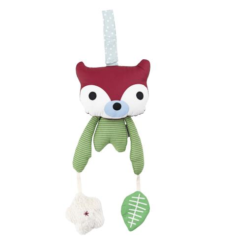 Asger Fox Activity toy