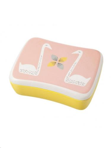 Lunch box Swan