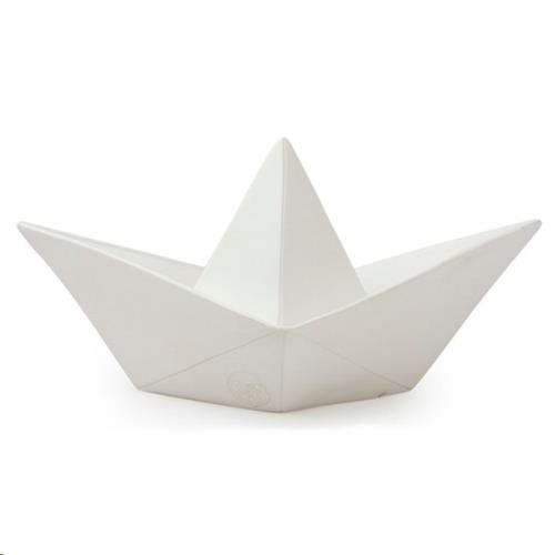 The Paper Boat Lamp - White