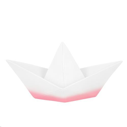 The Paper Boat Lamp - Magenta Dip