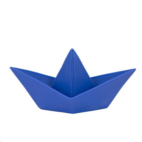 The Paper Boat Lamp - Navy Blue
