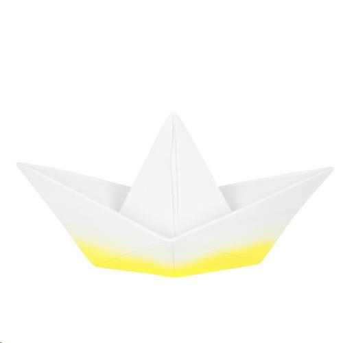 The Paper Boat Lamp - Duck Yellow
