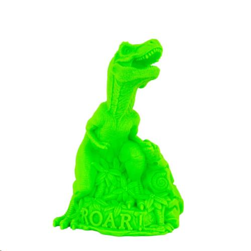 The DinoROAR! Lamp - Fluo green (EU PLUG)