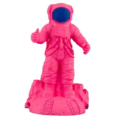 The Starman Lamp - Pink