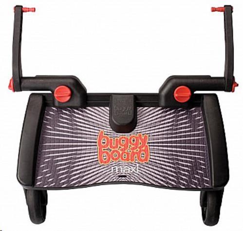 Buggy Board Maxi meerijplank zwart