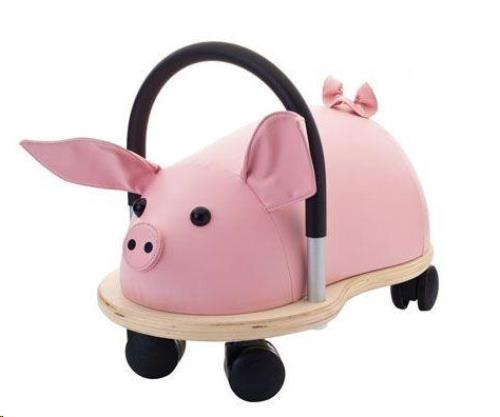 Wheely Bug Pig Small 1-3  yrs