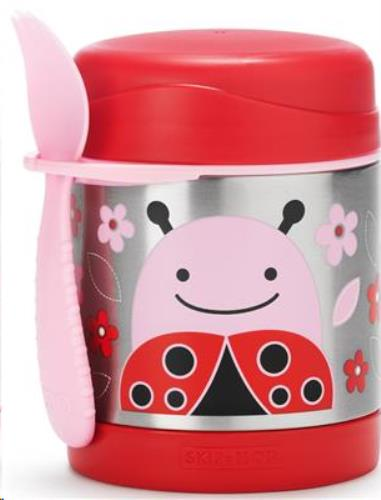 Zoo Food Jar / lunchbox lieveheersbeestje