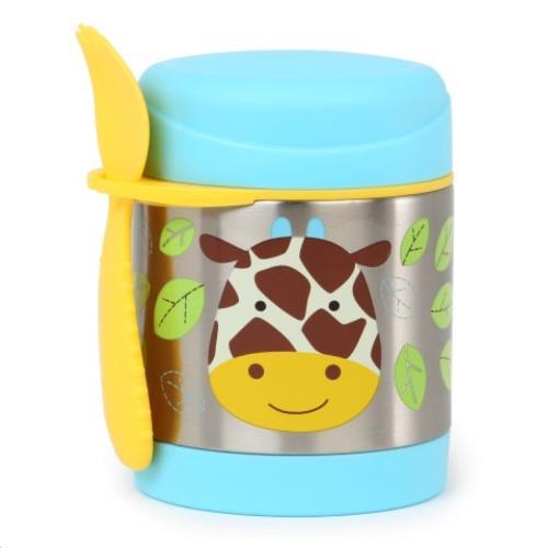 Zoo Insulated Food Jar Giraffe