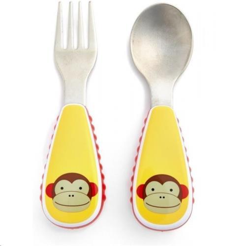 Zoo Bestekset - Monkey