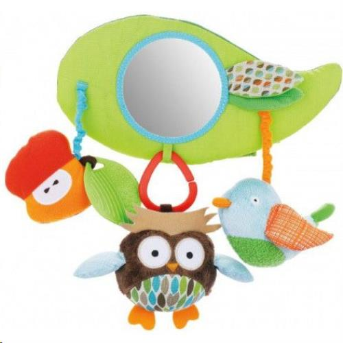 Treetop Friends stroller Bar Toy