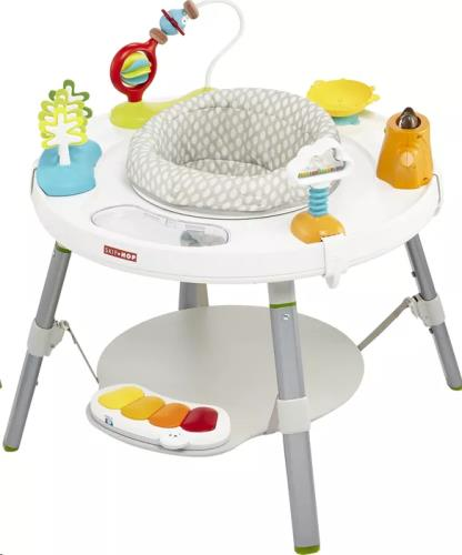 Explore & More - 3-stage activity center (Baby innovation award)