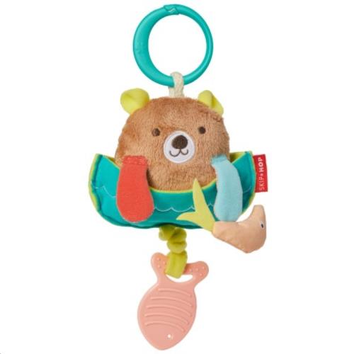 Camping Cubs Jitter Stroller Toy