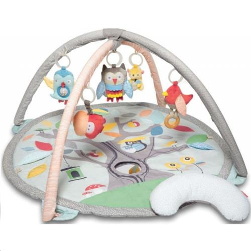 Speeltapijt Treetop Friends Activity Gym - Grey/Pastel