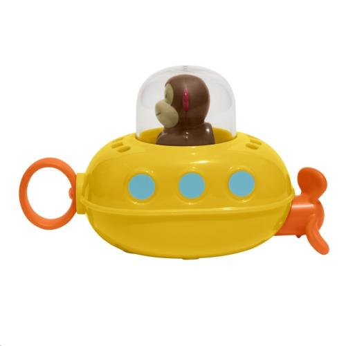 Zoo Pull & Go Submarine - Monkey