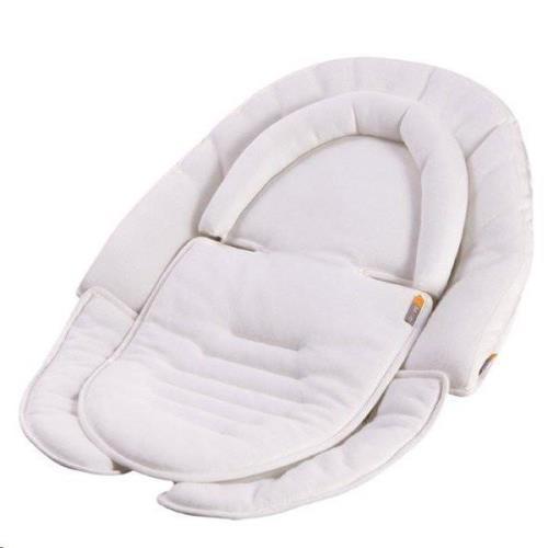 Bloom Snug (Fresco, Coco, Nano) white - Bamboo comfort verkleiner & newborn inleg
