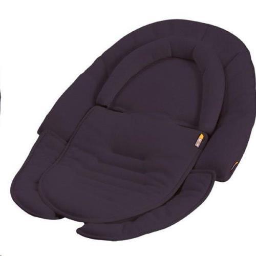 Bloom Snug (Fresco, Coco, Nano) black - Bamboo comfort verkleiner & newborn inleg