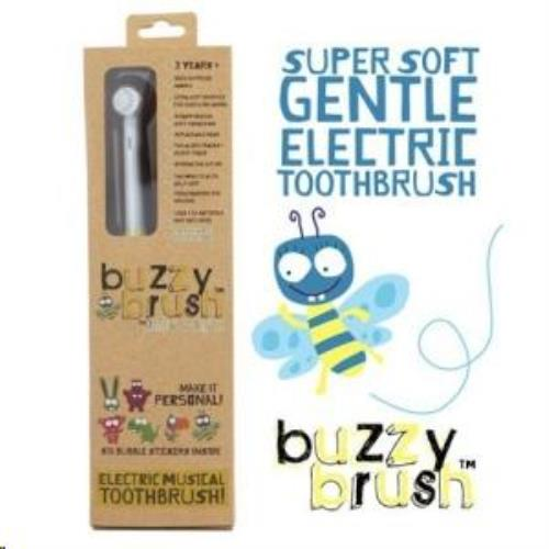 Jack N' Jill Buzzy Brush Electrical Musical Toothbrush