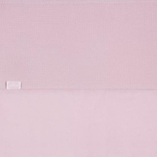 Laken 75x100cm Mini waffle vintage pink