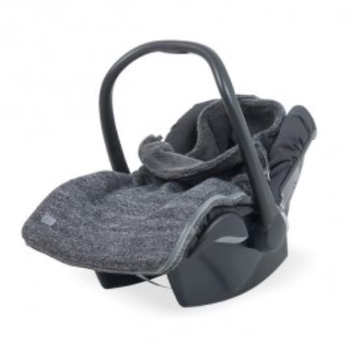 Comfortbag groep 0+ 3/5 punts Natural knit anthracite