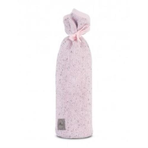 Kruikenzak Confetti knit vintage pink