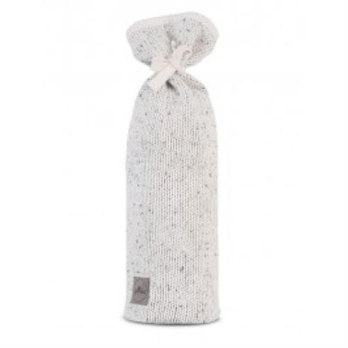 Kruikenzak Confetti knit natural