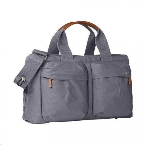 Uni² Earth nursery bag   Hippo grey