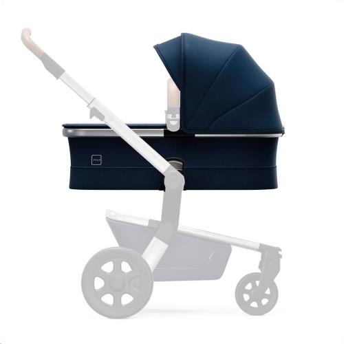 Hub Earth cot | Parrot blue