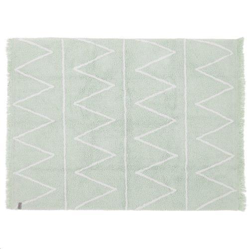 Trenzas Menta Claro / Braids Soft Mint 120 x 160
