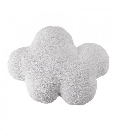 Cushion Cloud White / Cojín Nube Blanco 50 x 40