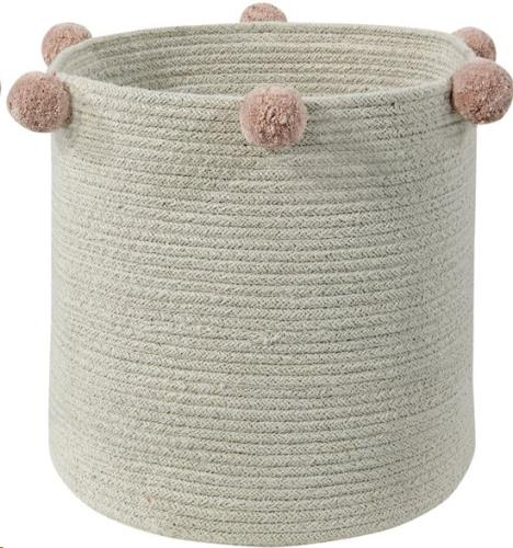 Basket Bubbly Natural-Nude / Cesta Bubbly Natural-Nude 30 x Ø 30
