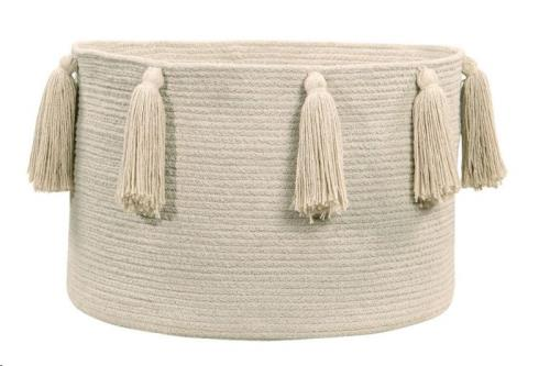 Basket Tassels Natural  30 x diameter 45