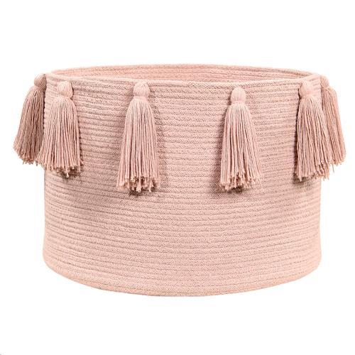Basket Tassels Vintage Nude / Nude Vintage 30 x diameter 45