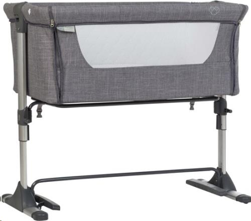 "Co-sleeper ""Co-dodo"" Grey (anti-reflux)"