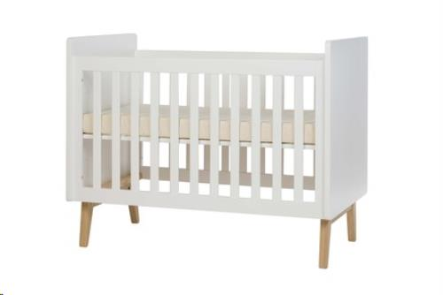 BABY BED 120X60CM PURE WIT