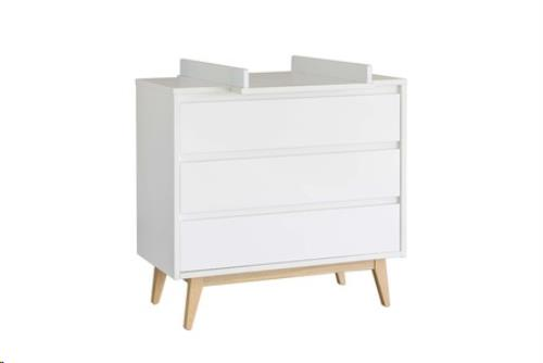 COMMODE+VERLENGSTUK PURE WIT