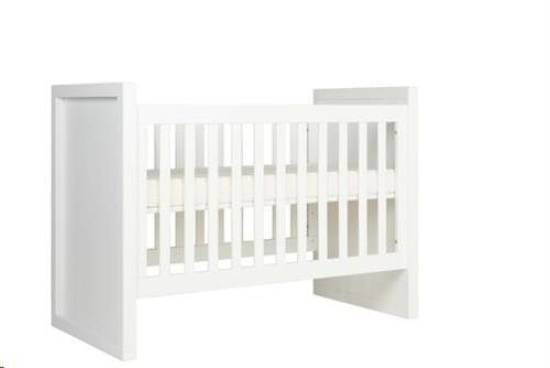 BED MONACO 120 X 60 CM WIT