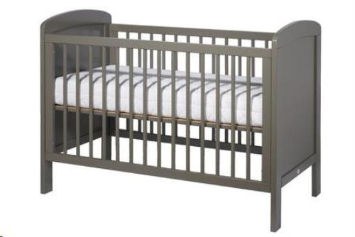 BED SOPHIE 309 GESLOTEN TAUPE