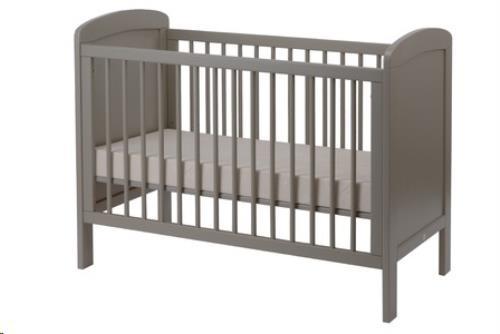 BED SOPHIE 140 X 70 GREY