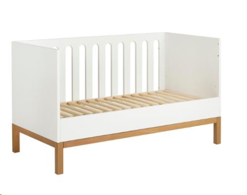 INDIGO BED/BANK 70x140 cm - WHITE