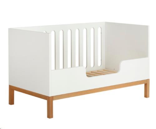 INDIGO BEDRAIL 70x140 cm - WHITE