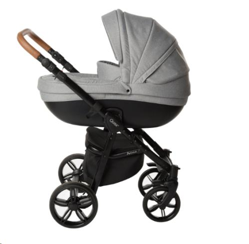 AVENUE KINDERWAGEN - CHEVRON GREY