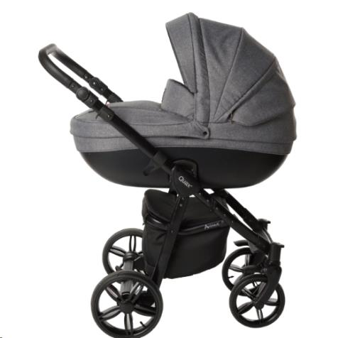 AVENUE KINDERWAGEN - LINEN GREY