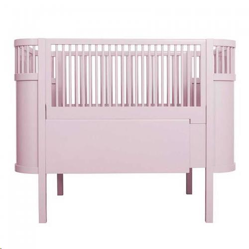 The Sebra bed, baby & jr., vintage rose