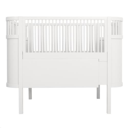 The Sebra bed, baby & jr., white