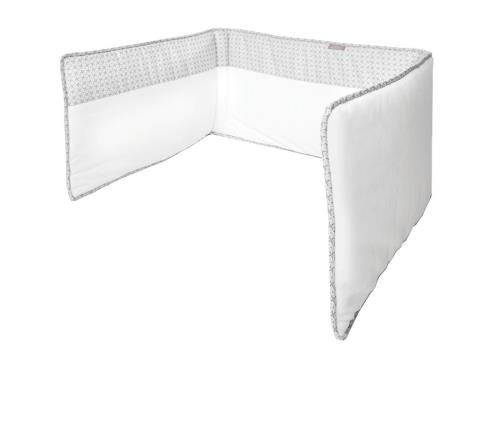 STOOTKUSSEN bed 60x120-70x140 Soft Grey