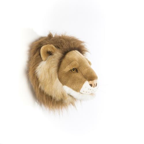 Trophy leeuw klein Cesar