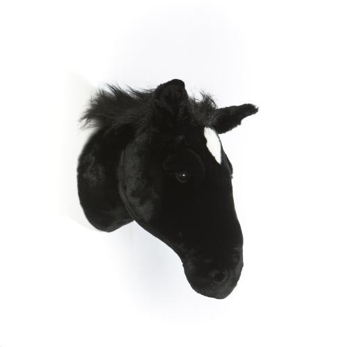 Trophy paard zwart Peter